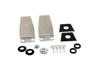 Kentrol Hardtop Liftgate Hinge Pair Stainless for Jeep Wrangler YJ TJ  1987-2006