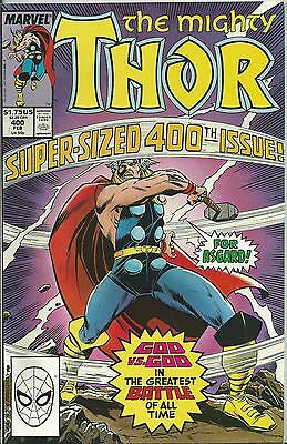 Thor #400 (64 Pages) (1989) (Marvel) Nm-