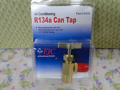 134a, can taper, FJC, R134a