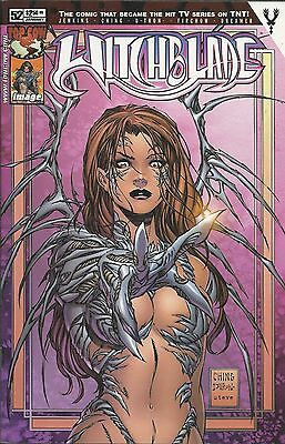 Witchblade comic issue 52