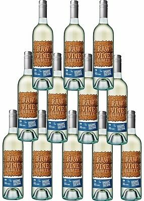 Raw Organic Preservative Free Pinot Gris 2017 (Case Of 12) New Release