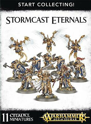 Start Collecting! Stormcast Eternals - Games Workshop Age of Sigmar