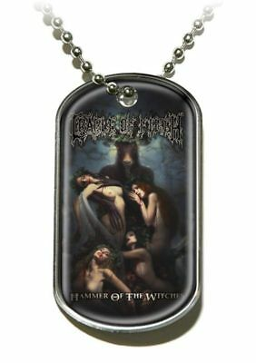 Cradle Of Filth - Dog Tag (Hammer Of The Witches)