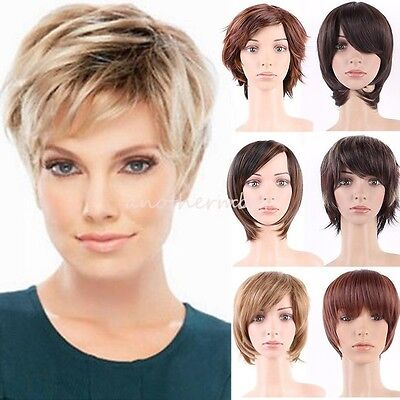 Short Wigs that Look Real