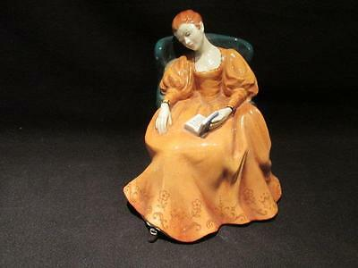Romance Doulton & Co Limited Vintage Figurine #HN2430 Copyright 1971