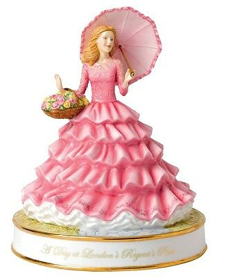 Royal Doulton A Day At London's Regents Park Figurine #HN5784 Limited Edt. New