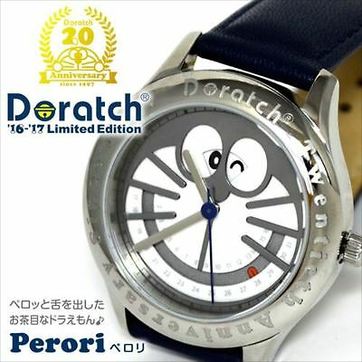 Pre order Doraemon Watch Doratch '16-'17 Limited Edition Perori Japan Anime