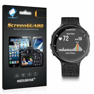3 New Screen Protectors For Smart Watch Garmin Forerunner 235 Smart Watch