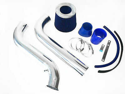 BLUE For 1990-1993 Honda Accord 2.2L L4 DX LX EX Cold Air Intake System Kit
