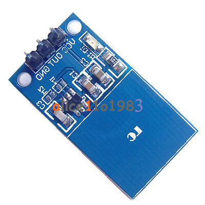 10PCS TTP223 Capacitive Touch switch Digital Touch Sensor Module For Arduino