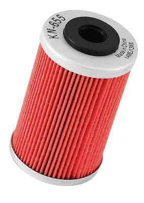 Oil Filter K&N KN-655 for Motorcycle Applications