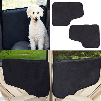 Dog Cat Car Seat Cover Door Protector Pet Scratch Guard Shield Side Panel Cover