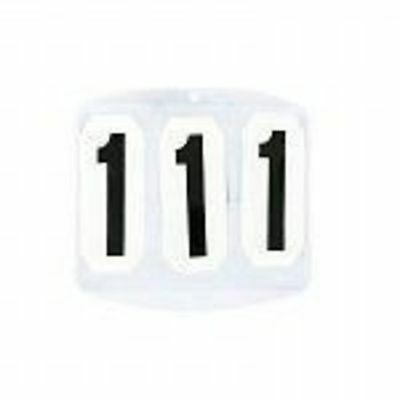 Horze Saddle Cloth Numbers (pair)