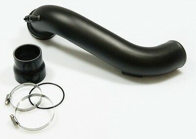 Aluminium Alloy Ladedruck- Charge air pipe Hardpipe - for BMW engine: N55