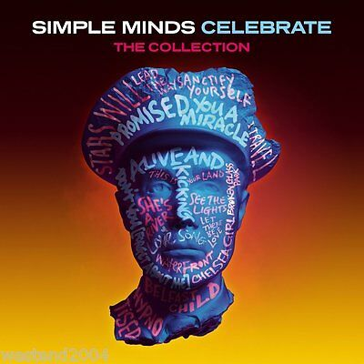 Simple Minds ~ The Collection ~ NEW CD Album ~ Very Best of  ~ Greatest Hits