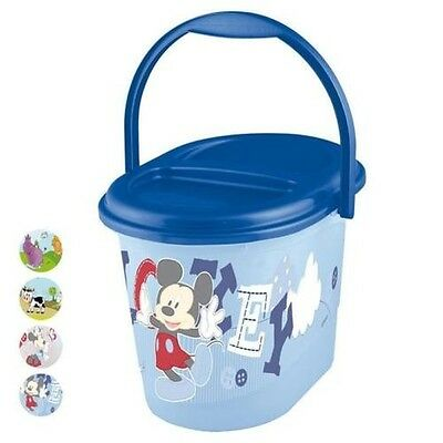 keeeper karol Diaper bin With Carrying Handle Choice of colours