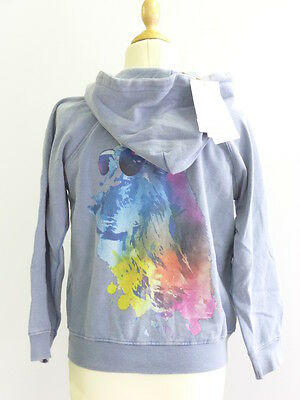 "VESTE A CAPUCHE "" SOFT GALLERY "" 4 ans MODE FILLE NEUF PRIX MAGASIN 75 €"