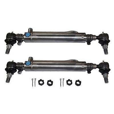 234447A1 Two (2) Power Steering Cylinders For Case 2WD Backhoe 580B 480C 480D