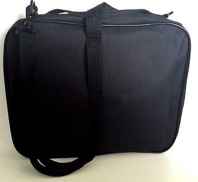 NEW Black Pin Trading Bag / Olympic Pins Collector Bag / BLACK / ON SALE NOW!