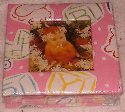 "NIP Baby Photo & Note Pad Special Moments Pencil Cardboard 4.5"" Square"