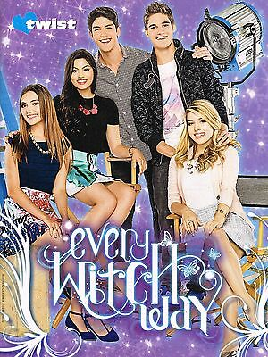 """EVERY WITCH WAY - 11"""" x 8"""" MAGAZINE PINUP - POSTER"""