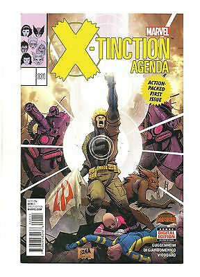 X-Tinction Agenda Vol 1 No 1 Aug 2015 (NM) Marvel, Secret Wars, 1st Print