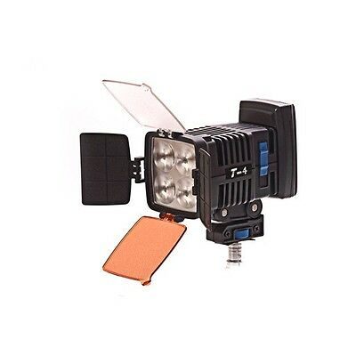 T-4 On Camera LED lite 160watts Sony NP battery fitting
