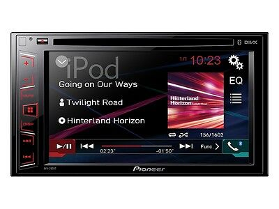 Pioneer Radio Auto 2DIN Bluetooth für Volvo XC 90 Base Performance ab 06