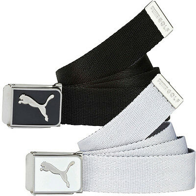 Puma Golf 2016 Mens Reversible Adjustable Cuadrado Web Belt 052983