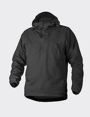 Helikon Tex WINDRUNNER Lightweight Outdoor Outback Windshirt Jacke schwarz black