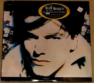 Blow Monkeys She Was Only a Grocer's Daughter 1987 RCA 6246-1-R DISCO POP SS LP