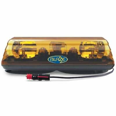 Magnetic Bar Beacon Recovery Truck Van Light Flashing Rotating 12V 24V Dual Volt