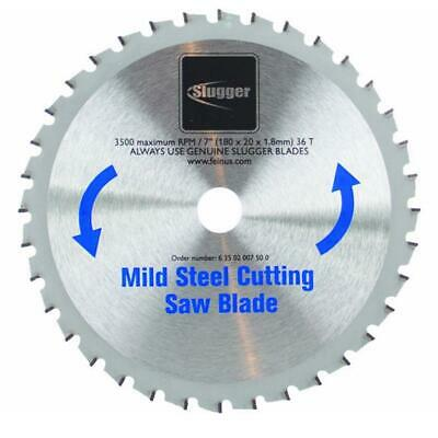 "Jancy Slugger MCBL09-SS Stainless Steel Cutting Saw Blade 9/"" Diameter 48 Teeth"