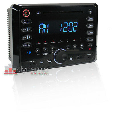 MAGNADYNE RV5090 Home CD/DVD In-Wall /RV Receiver with Remote & Bluetooth New