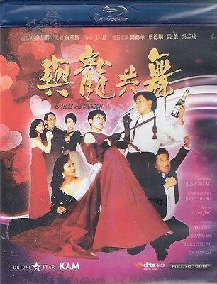 Dance Dances with Dragon Blu Ray Andy Lau Shara Cheung Deanie Yip NEW Eng Sub