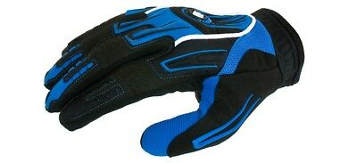 Smart Parts Exoskin Gloves blau