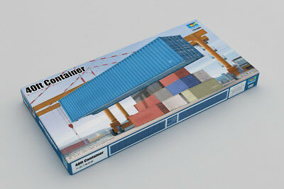 TRUMPETER 01030 - 1/35 40ft CONTAINER - NEU