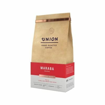 Union Coffee Medium Roast Cafetiere Grind - Maraba Rwanda 200g