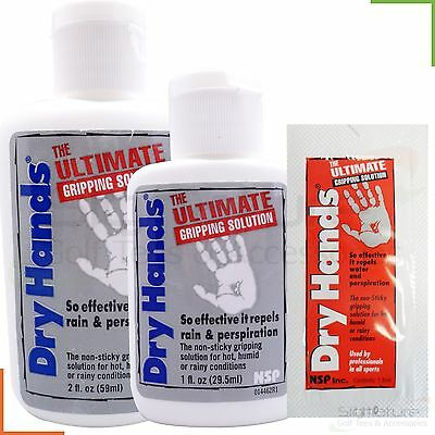 Dry Hands The Ultimate Grip Solution. Pole Dance/Golf/Squash/Tennis/Weights/Gym