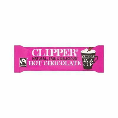 Clipper Fairtrade Instant Hot Chocolate Sachets 28g