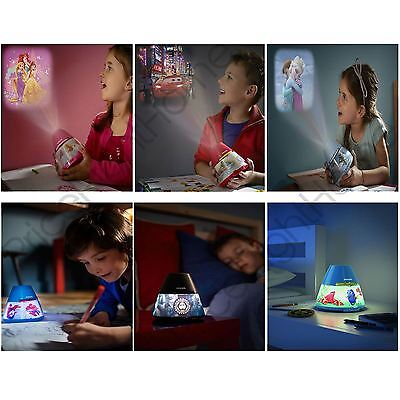 Philips Night Light & Projector Finding Dory Star Wars Cars + More Kids Lighting