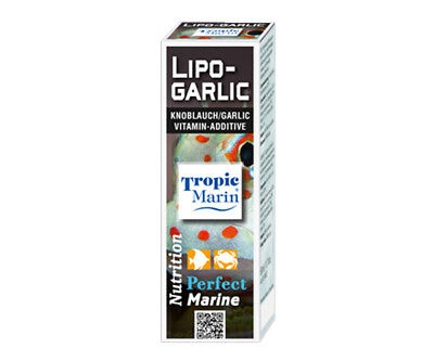 Tropic Marin LIPO - Garlic 50 ml