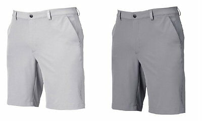 {2} Greg Norman mens ML75 Micro Lux flat front shorts 38W