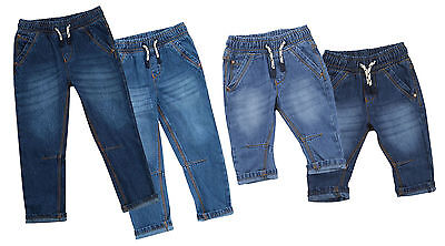Baby Boys Denim Jeans Infant Toddlers Kids Denim Style Fashion Basic Jeans Pants