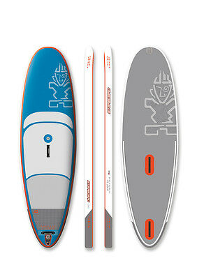 Starboard Stand up Paddle SUP Board WindSUP Inflatable Zen 2016