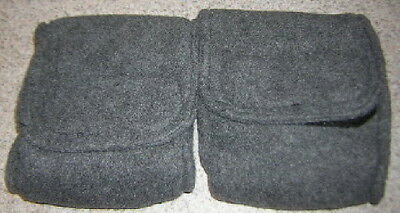 2 Solid Color Fleece Belly Bands Italian Greyhound Chinese Crested Dog Diaper