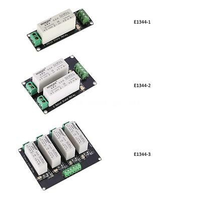 1/2/4-channel High Level Trigger DC 3-32V 5A Solid State Relay Module Board S3A8