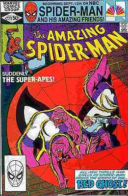 Amazing Spiderman # 223 (USA,1981)
