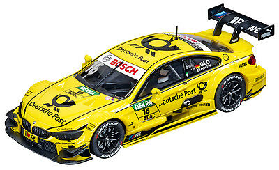 "Carrera - Digital 132 - BMW M4 DTM""T.GLOCK,NO 16"",2015, Slotcar, 30740"