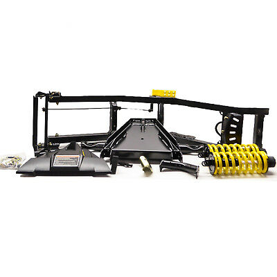 CAN-AM NEW OEM ATV Alpine Flex Plow Blade Push Frame Kit Outlander ...